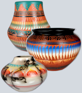 Native American Southwestern Pottery