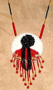 Native American Art Cherokee Beadwork And Basketry