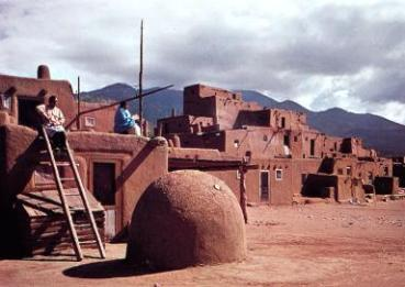 Pictures of hopi indian homes