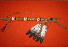 Lakota Sioux Peace Pipe