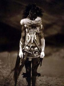 Navajo Indian Witch