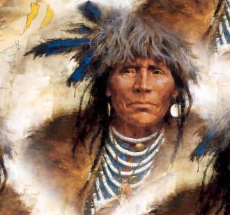 Native American Art- Plains Indian